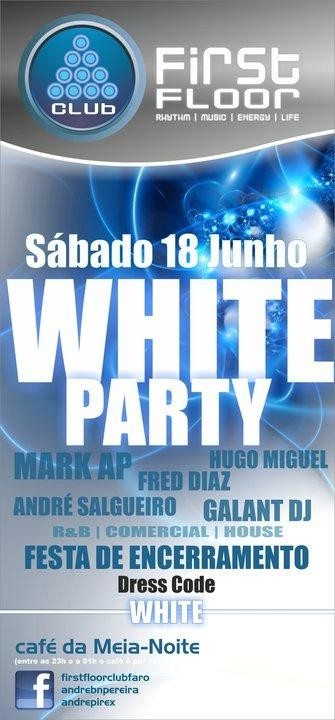 First Floor Club - Dj André Salgueiro